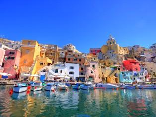 Vakantie Sorrento - Baai van Napels