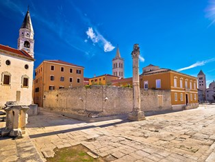 Vakantie Zadar