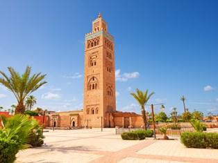 Last minute Marrakech