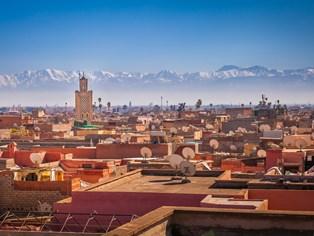 Vakantie Marrakech-Palmeraie