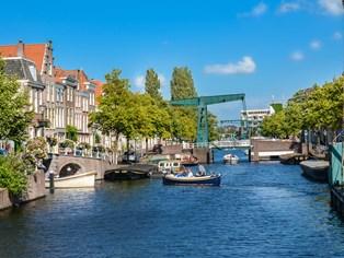 Vakantie Leiden