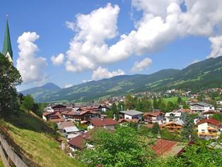 Vakantie Kirchberg