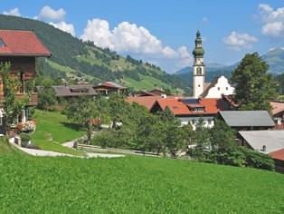 Vakantie Oberau