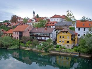 Vakantie Sloveens binnenland