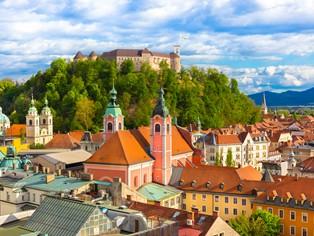 Vakantie Ljubljana