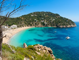 Vakantie Cala Portinatx