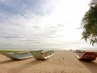 Vakantie Ahungalla