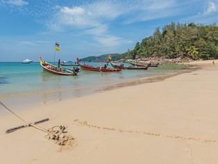 Vakantie Kamala Beach