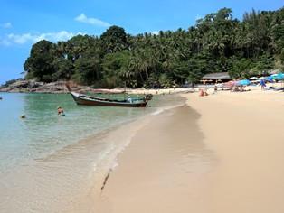 Vakantie Karon Beach