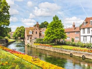 Vakantie Canterbury