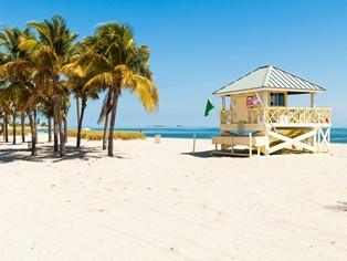 Vakantie Miami