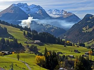 Vakantie Gstaad