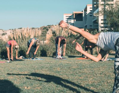 Stronger Ibiza met Claudia Van Avermaet
