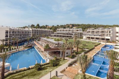 Zafiro Palace Palmanova (halfpension of All Inclusive)