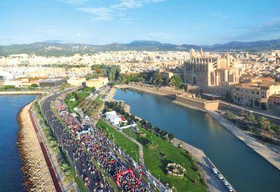 Halve marathon Mallorca