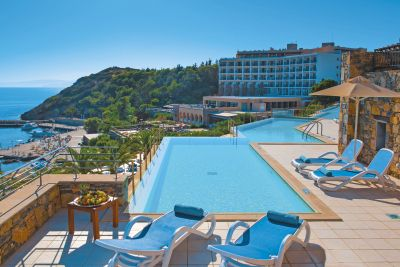 Iberostar Mirabello Beach and Village*****  in Agios Nikolaos