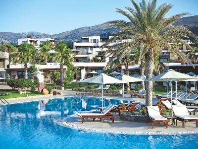 Ikaros Beach Resort*****  in Malia