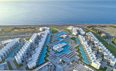 Tui Sensatori Resort Rhodes By Atlantica Hotels