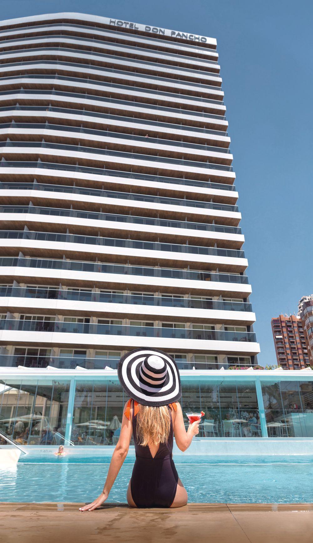 Hotel Don Pancho Benidorm Costa Blanca