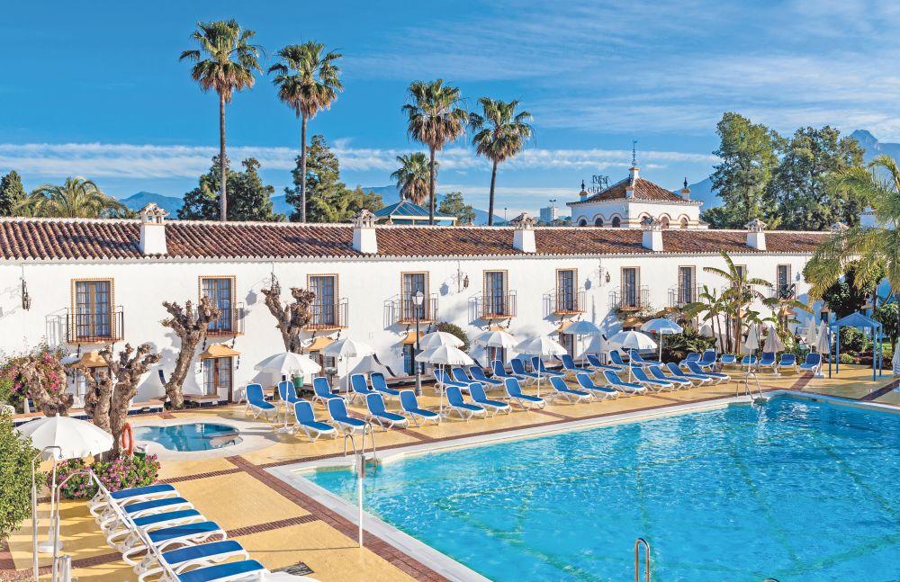 Suneoclub cortijo blanco costa del sol tui for Blanco hotel