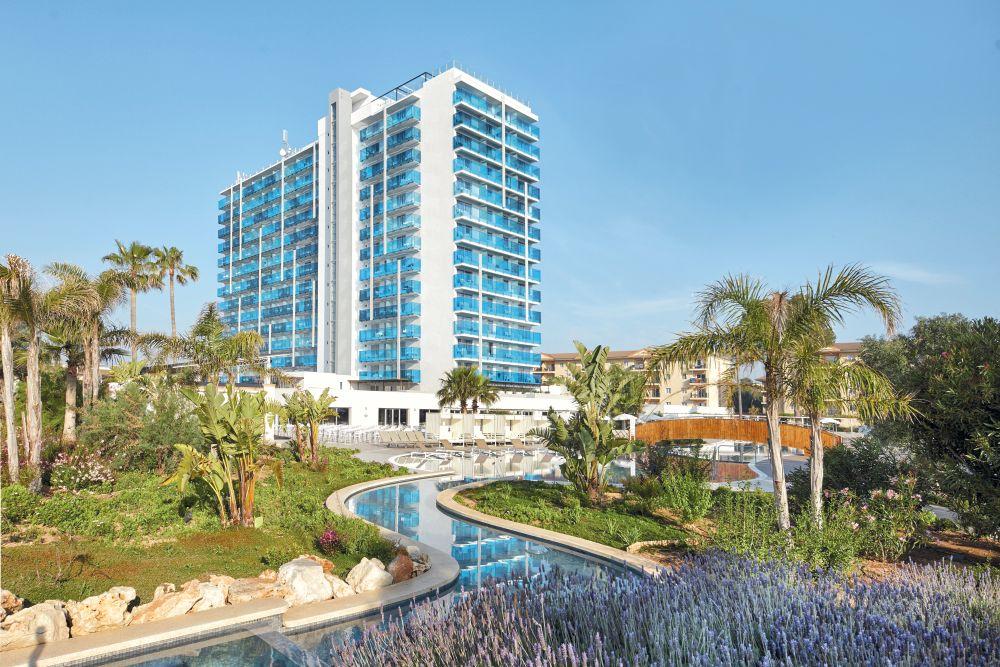 Hotel tonga tower design suites majorque tui for Design hotel palma