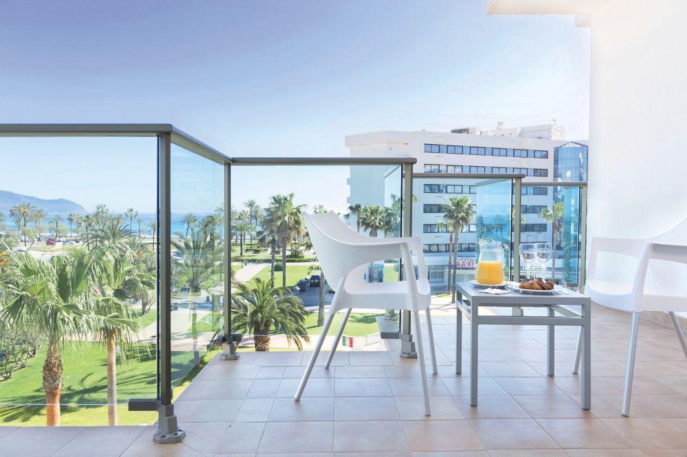 Hipotels cala millor park in mallorca tui for Hotel design majorque