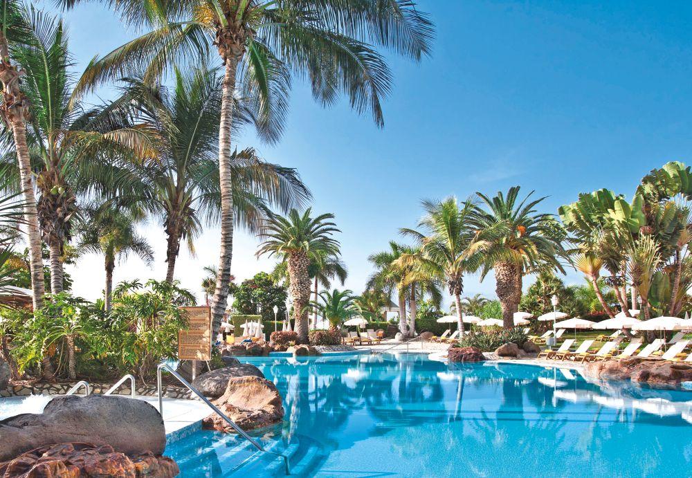 Adri n hoteles jardines de nivaria tenerife tui for Hotel jardin caleta tenerife sur