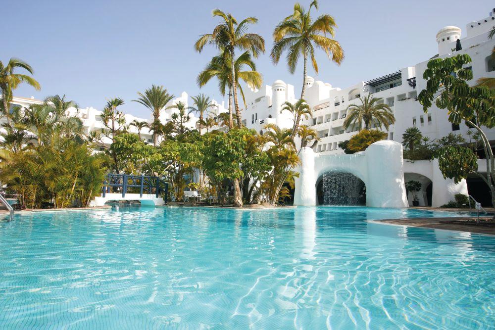 Jardin tropical tenerife tui for Hotel jardin tropical tenerife sur