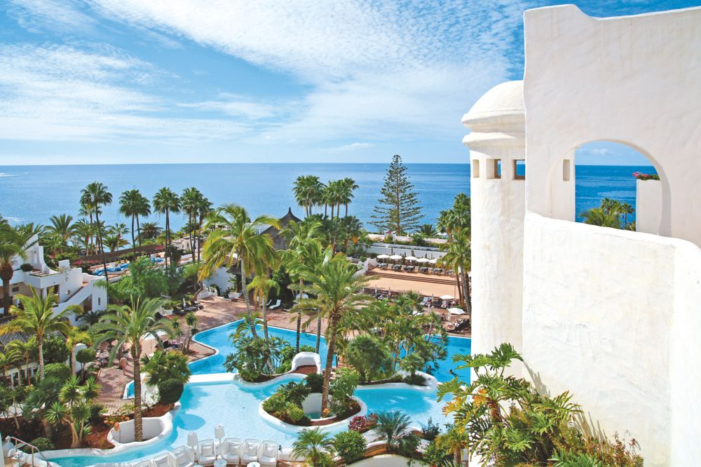 Jardin tropical tenerife tui for Jardin tropical costa adeje