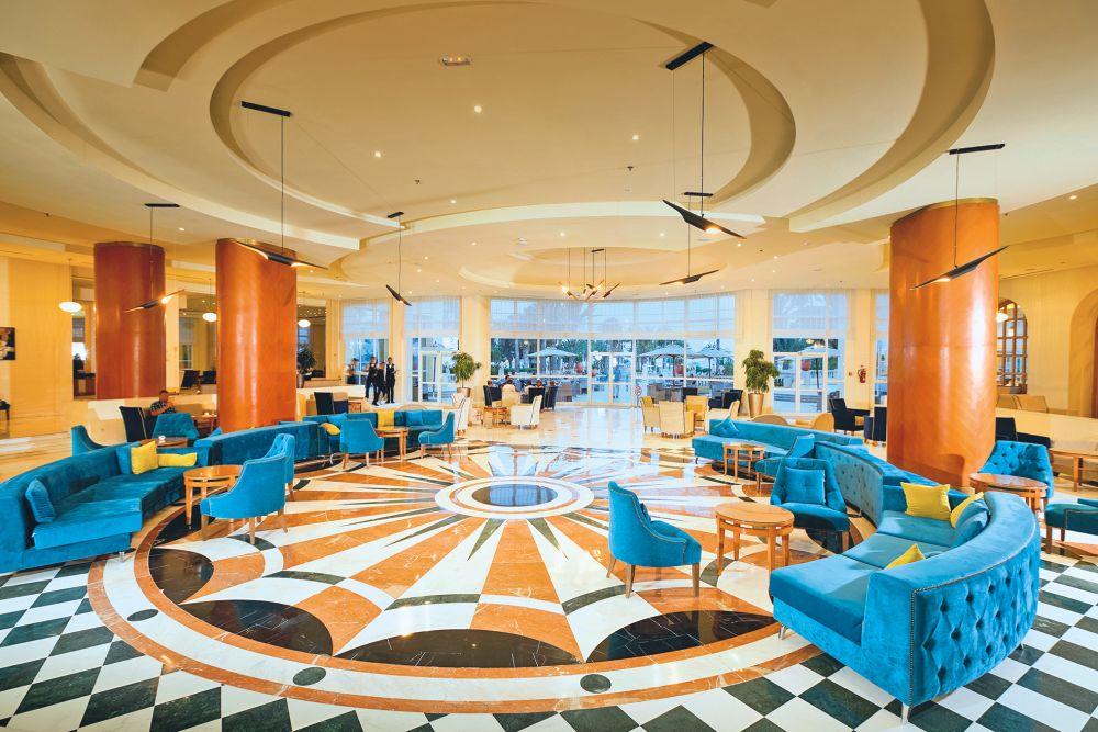 Hotel saint georges tunis tunesien von u ac hotel mix