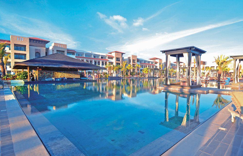 Hotel Tikida Beach Agadir Prix