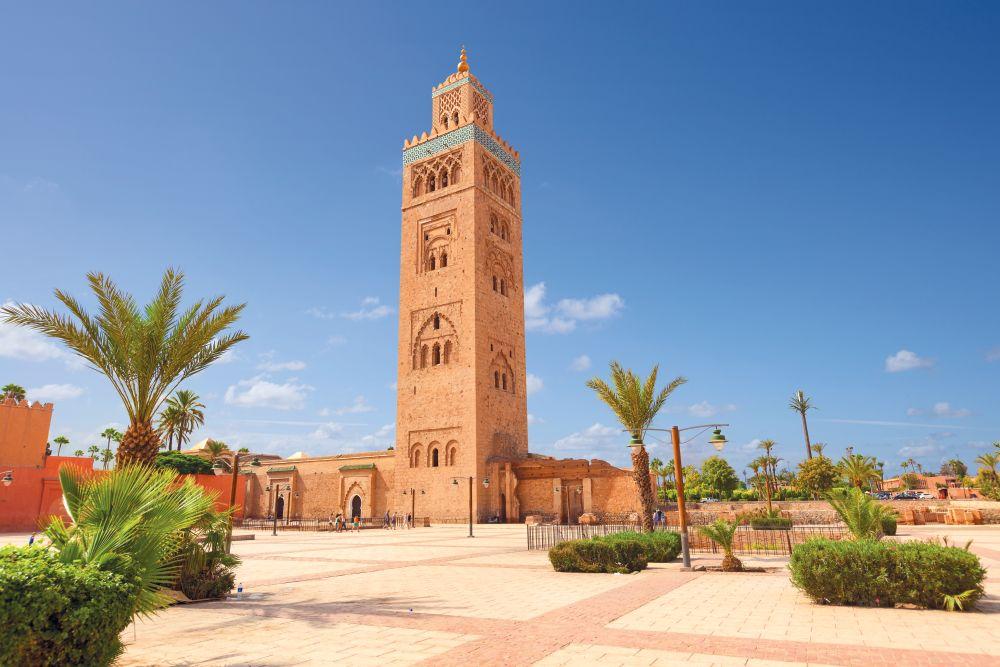 voyage à marrakech