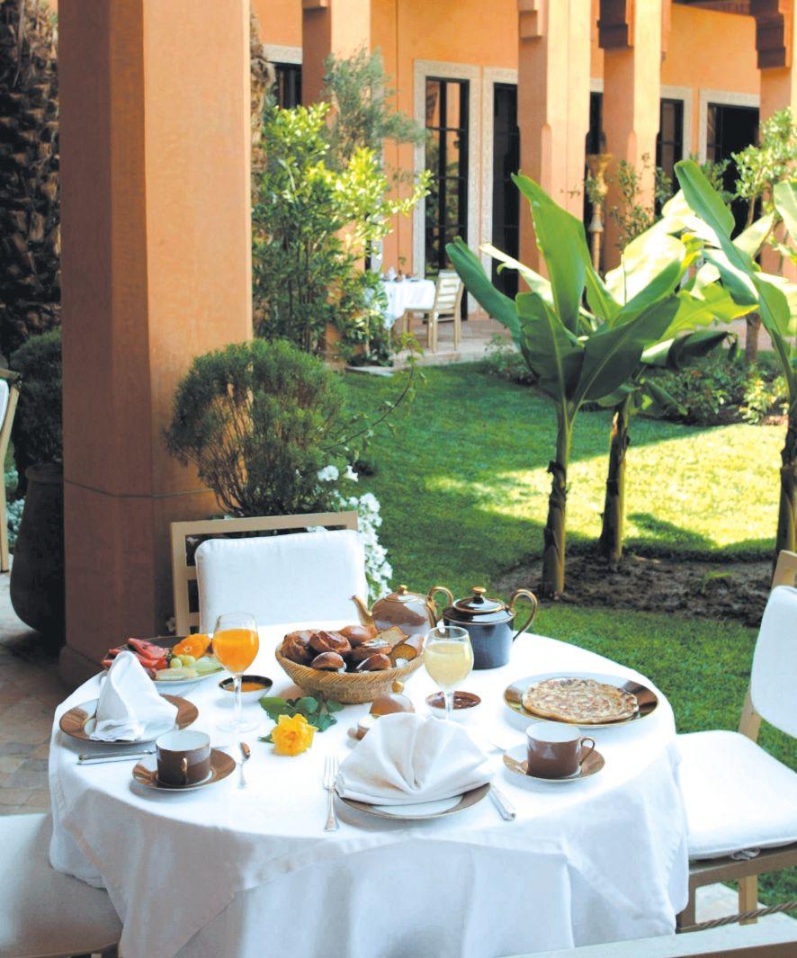 Les Jardins De La Koutoubia Marrakech Tui