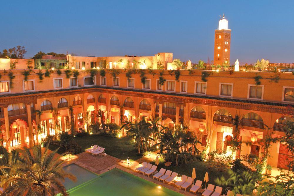 Les jardins de la koutoubia in marrakech tui for Jardin koutoubia