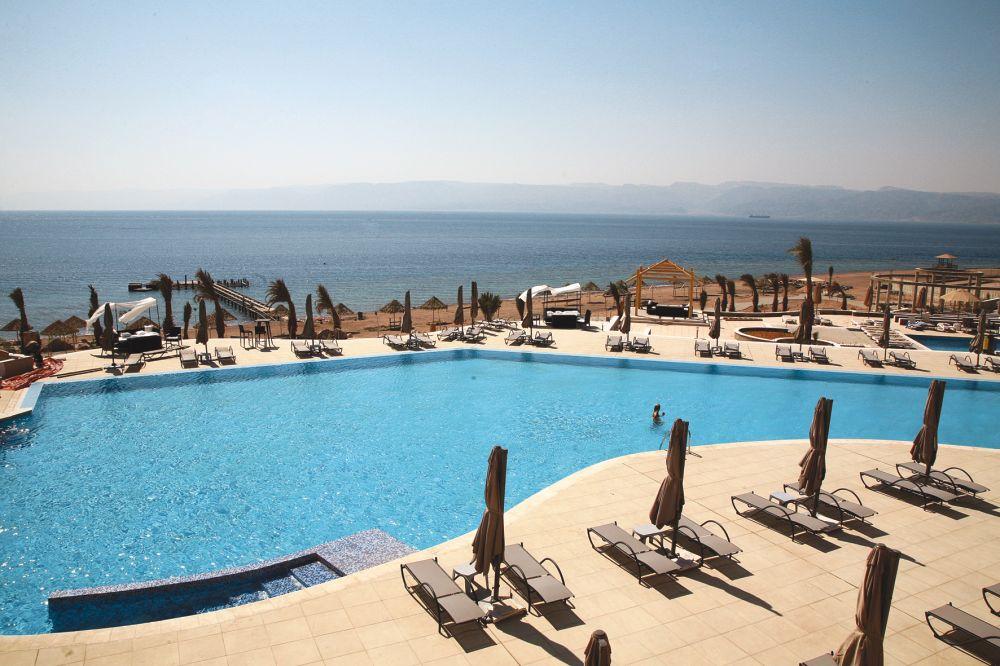 Hotels aqaba jetair is nu tui for Hotels jordanie