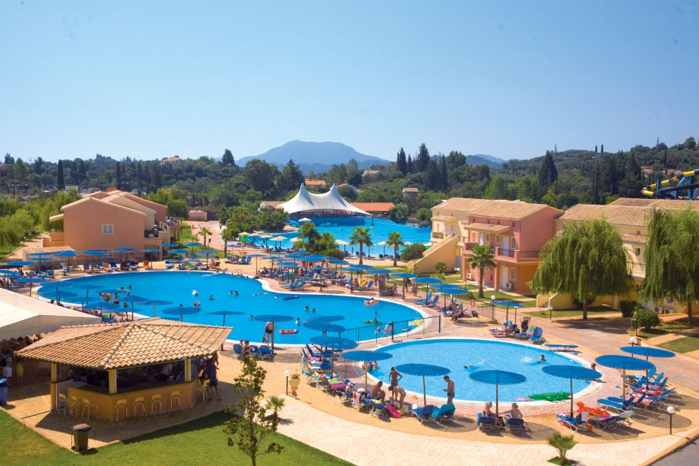 Aqualand Village and Waterpark****  in Agios Ioannis