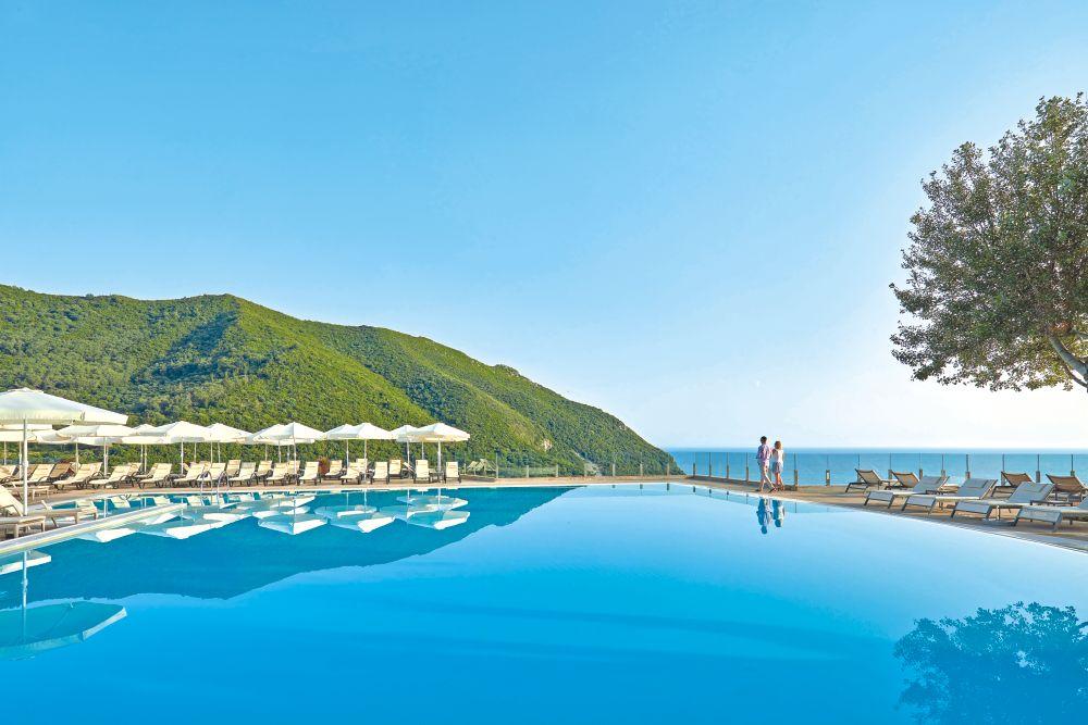 Grand Mediterraneo Resort*****  in Ermones