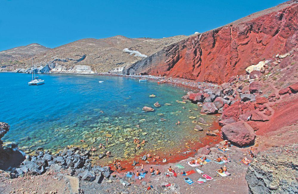Strandvakantie: Vacances Santorin - Réservez Vos Voyage Santorin