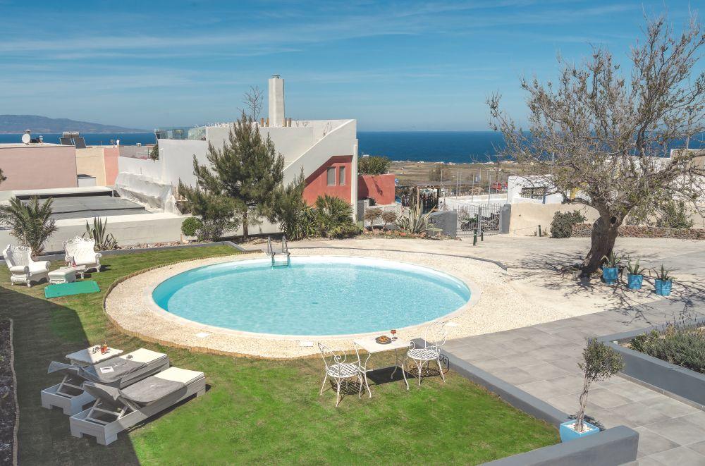 La Maltese Oia Luxury Suites
