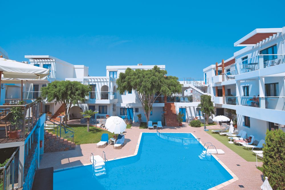Minos Village****  in Agia Marina
