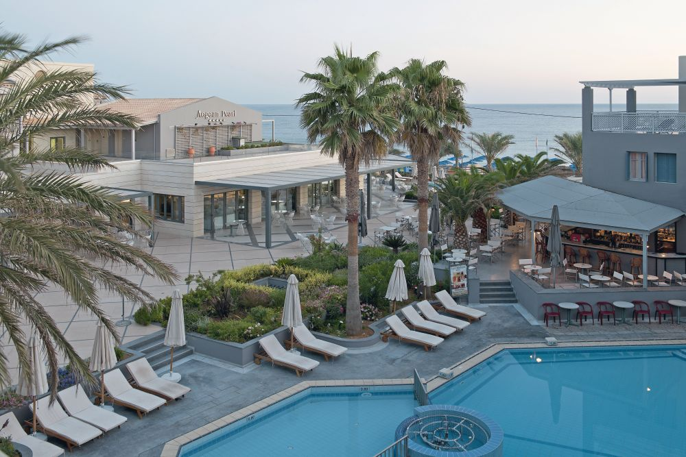 Aegean Pearl and Spa*****  in Rethymnon