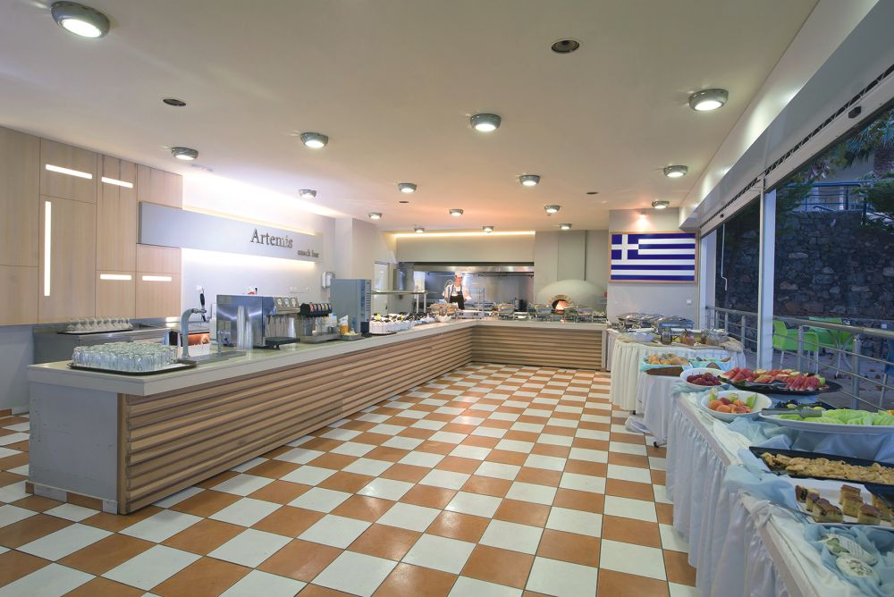 Royal Belvedere Hotel Crete