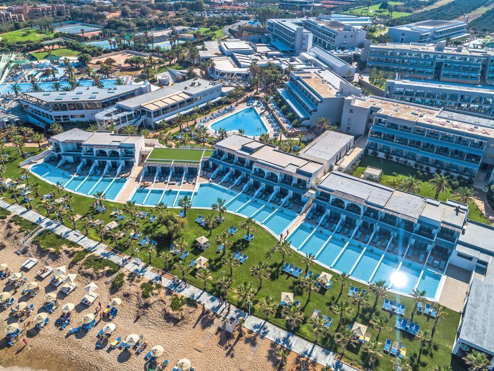 Lyttos Beach (familiekamers/suites)