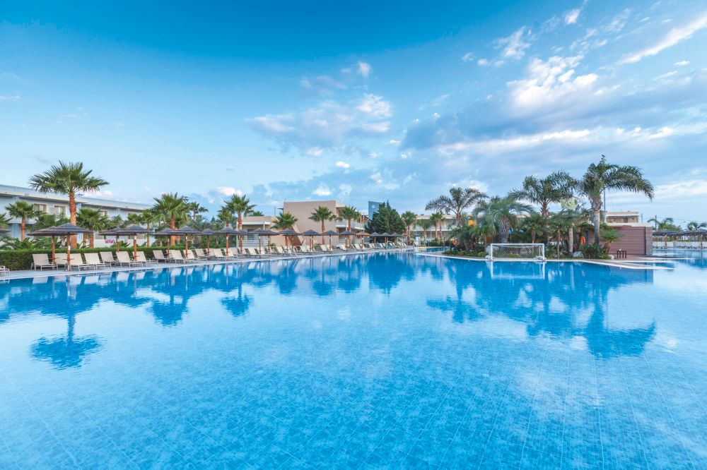 Blue Lagoon Resort*****  in Kos stad