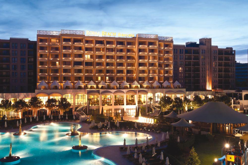 Barcel premium royal beach burgas tui for Barcelo paris hotels