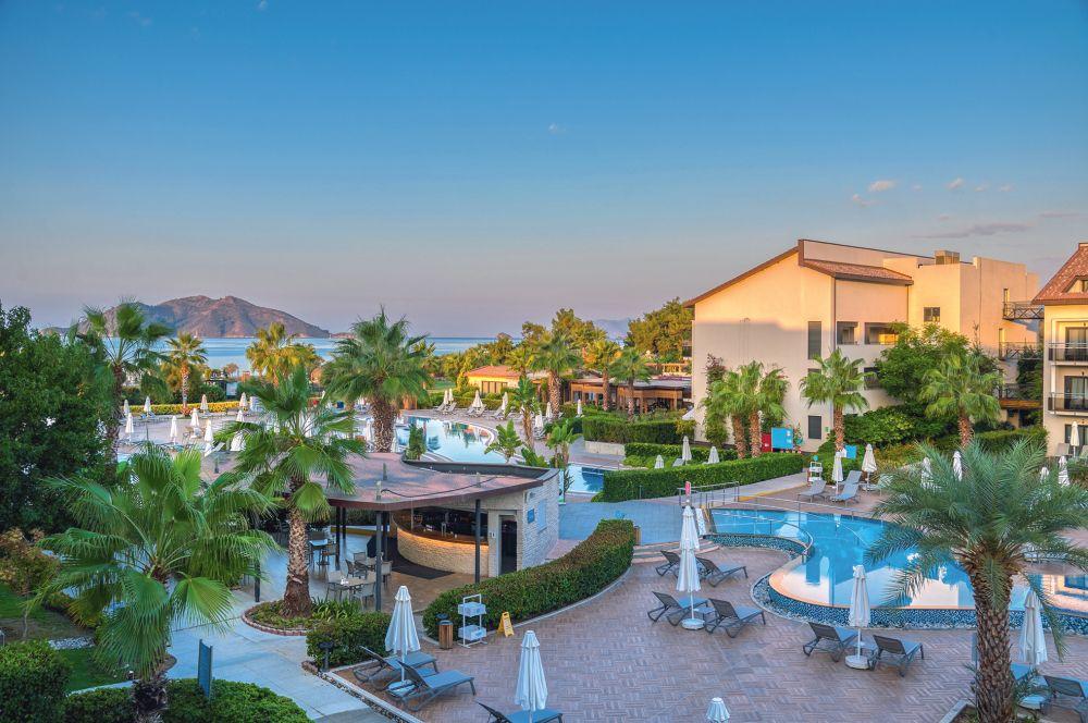 TUI SENSATORI Resort Barut Fethiye Adults Only-gedeelte