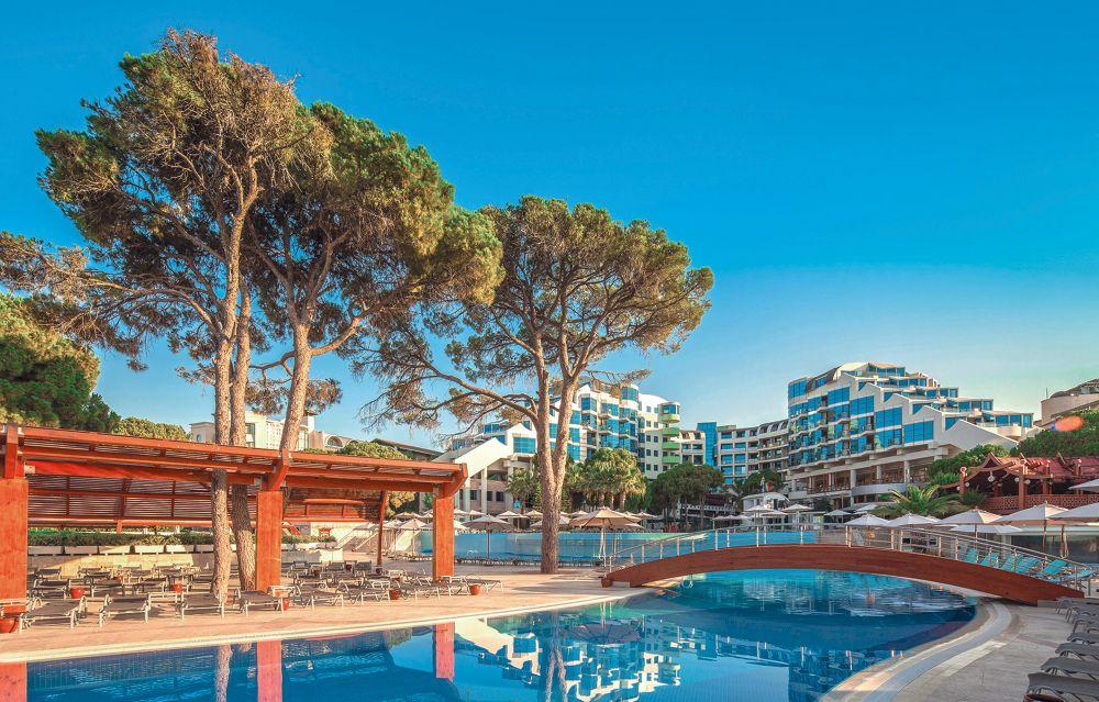 Cornelia De Luxe Resort Riviera Turque Antalya Tui
