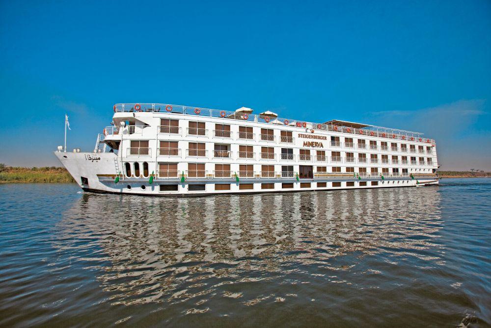 Voyage de 8 jours avec croisière sur le Nil à bord du M/S ...