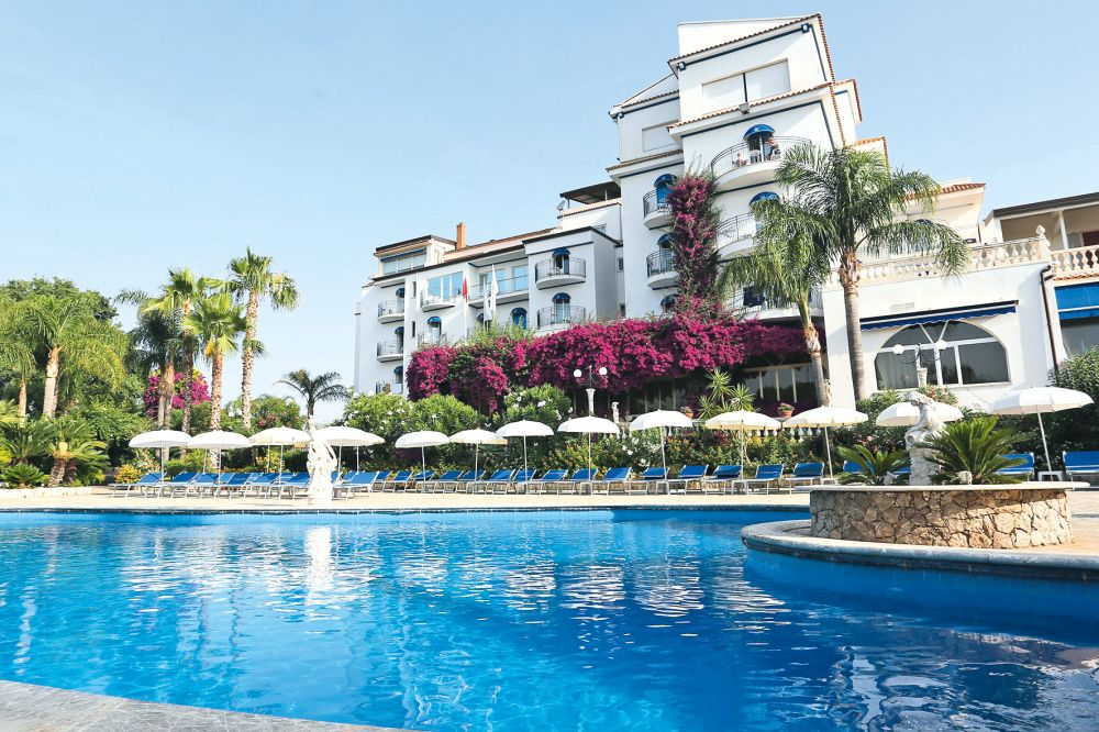 Sant Alphio Garden Hotel Amp Spa Sicile Catane Tui