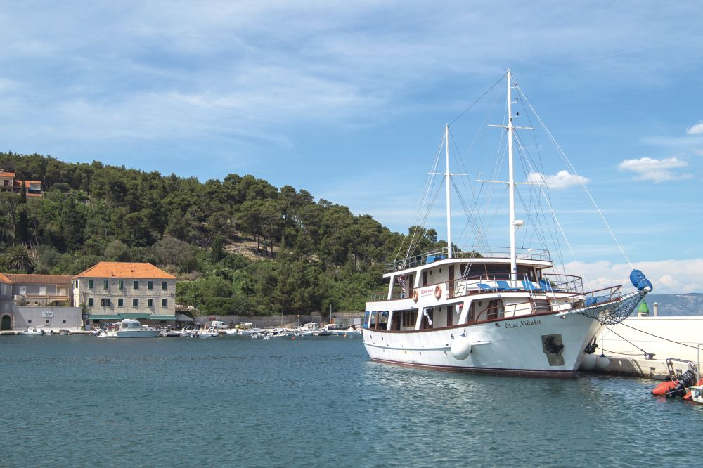 8 daagse cruise Pearls of the South Adriatic